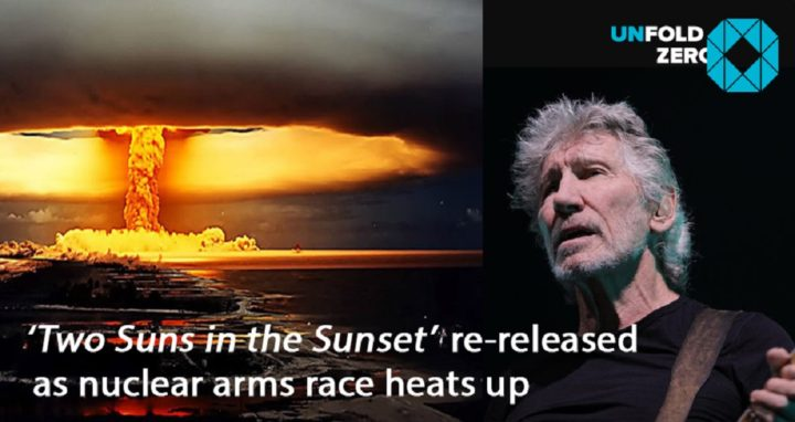 Roger Waters Version von 'Two Suns in the Sunset'