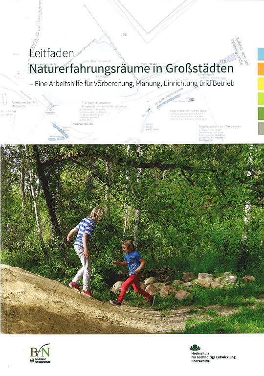 Cover Naturerfahrung BfN HNEE