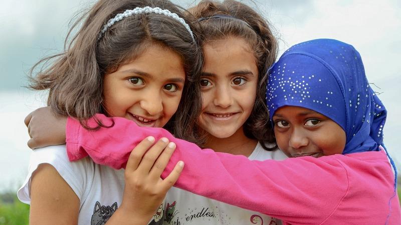 Frauen und Mädchen vom Klimawandel bedroht