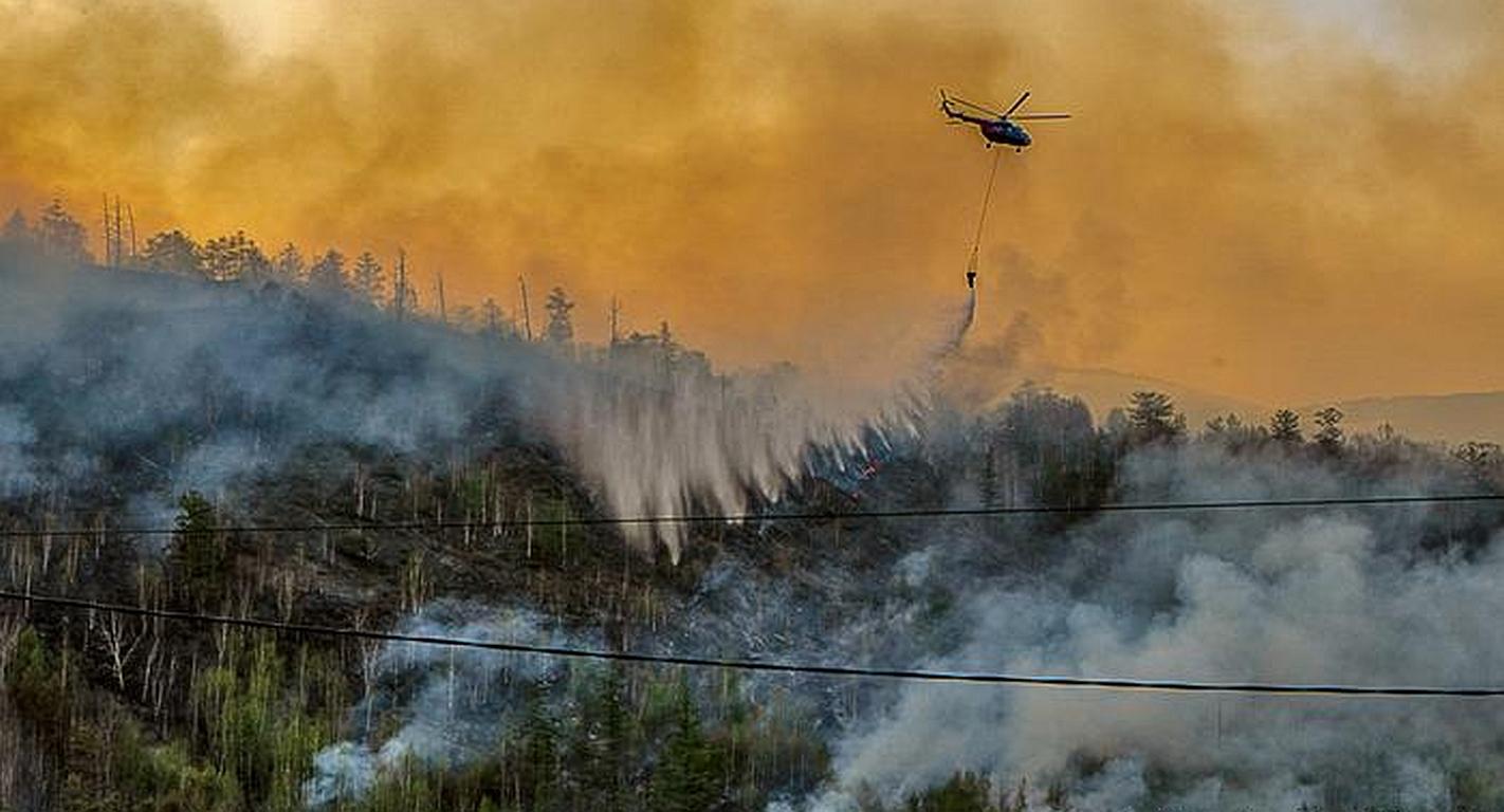 Hitze in Sibirien bereitet Klimaforschern Sorgen