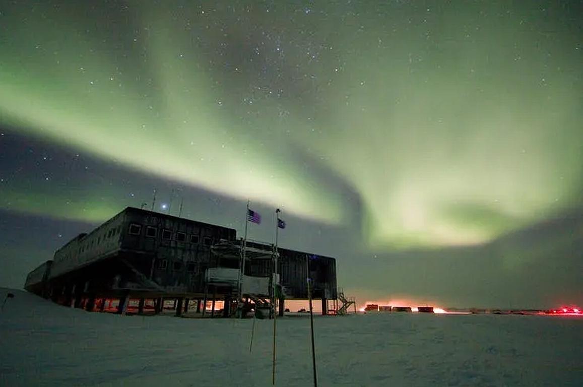 Klimawandel am Südpol dreimal rascher