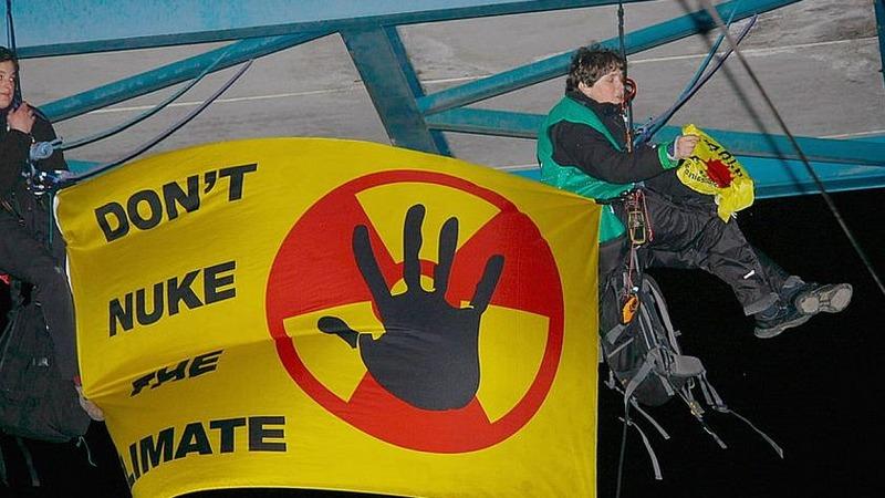 EU-Atomlobby definiert  Atomkraft als  Klimaschutz