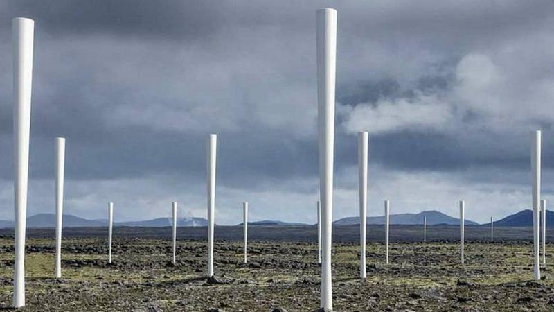 Windmühlen ohne Flügel