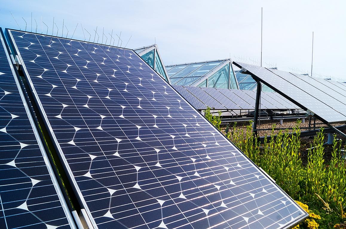 Erneuerbare Energien:  weiter stetes Wachstum