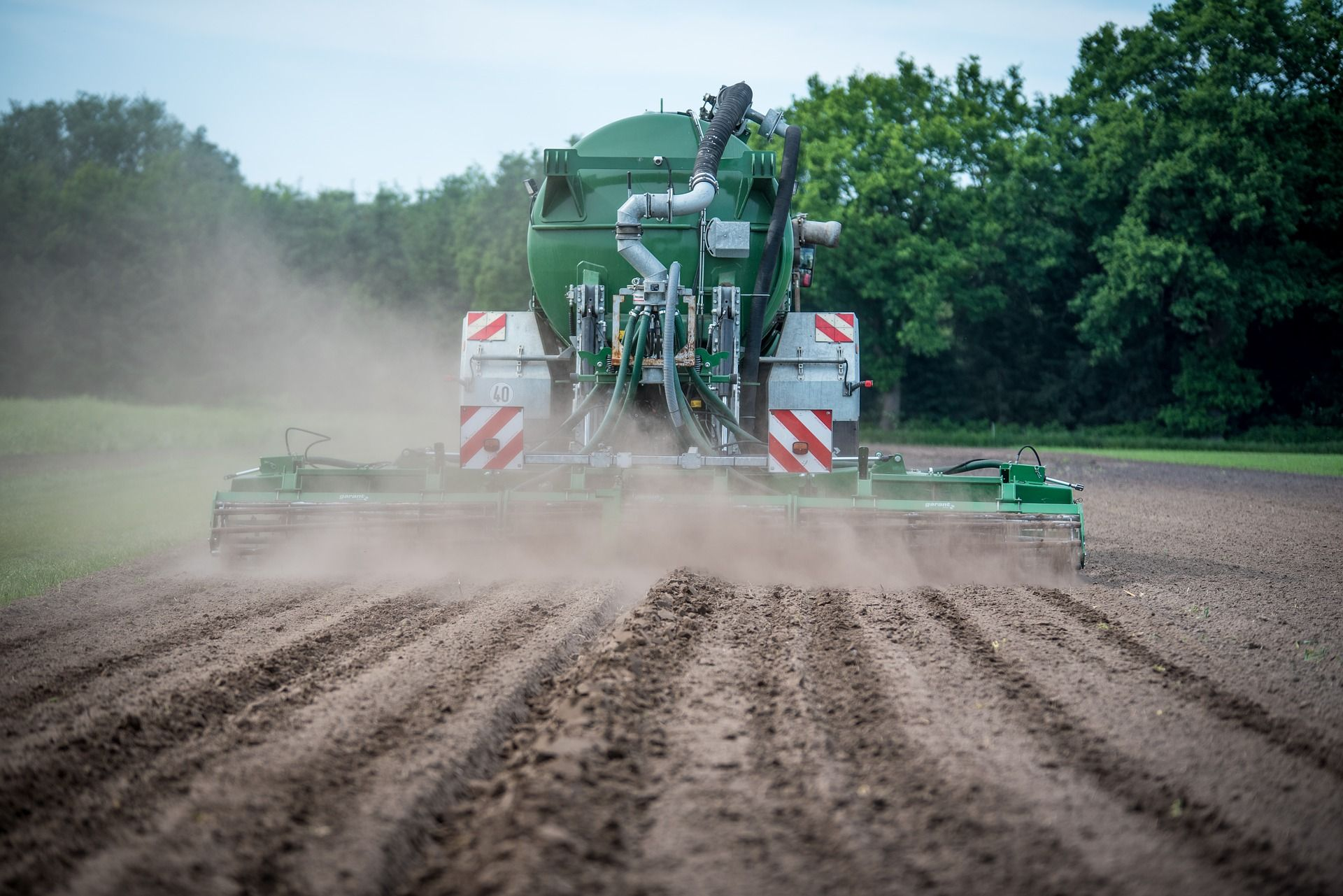 Zu viel Nitrat im Grundwasser