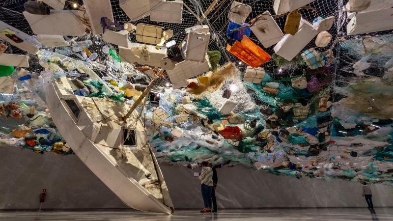 5,7 Milliarden Euro aus Plastikabgabe