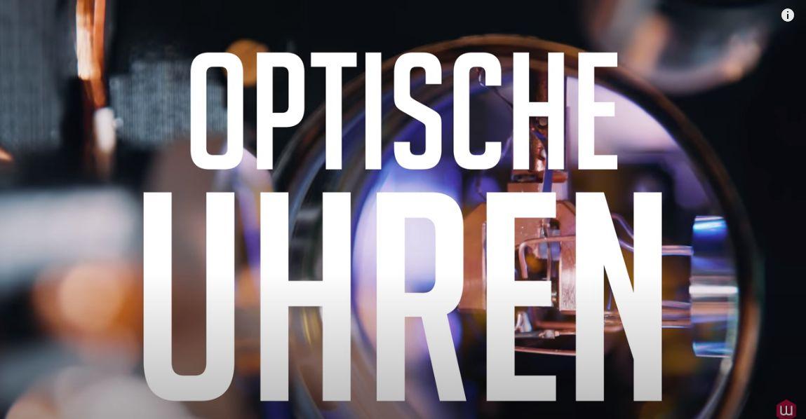 Wie funktionieren optische Uhren?