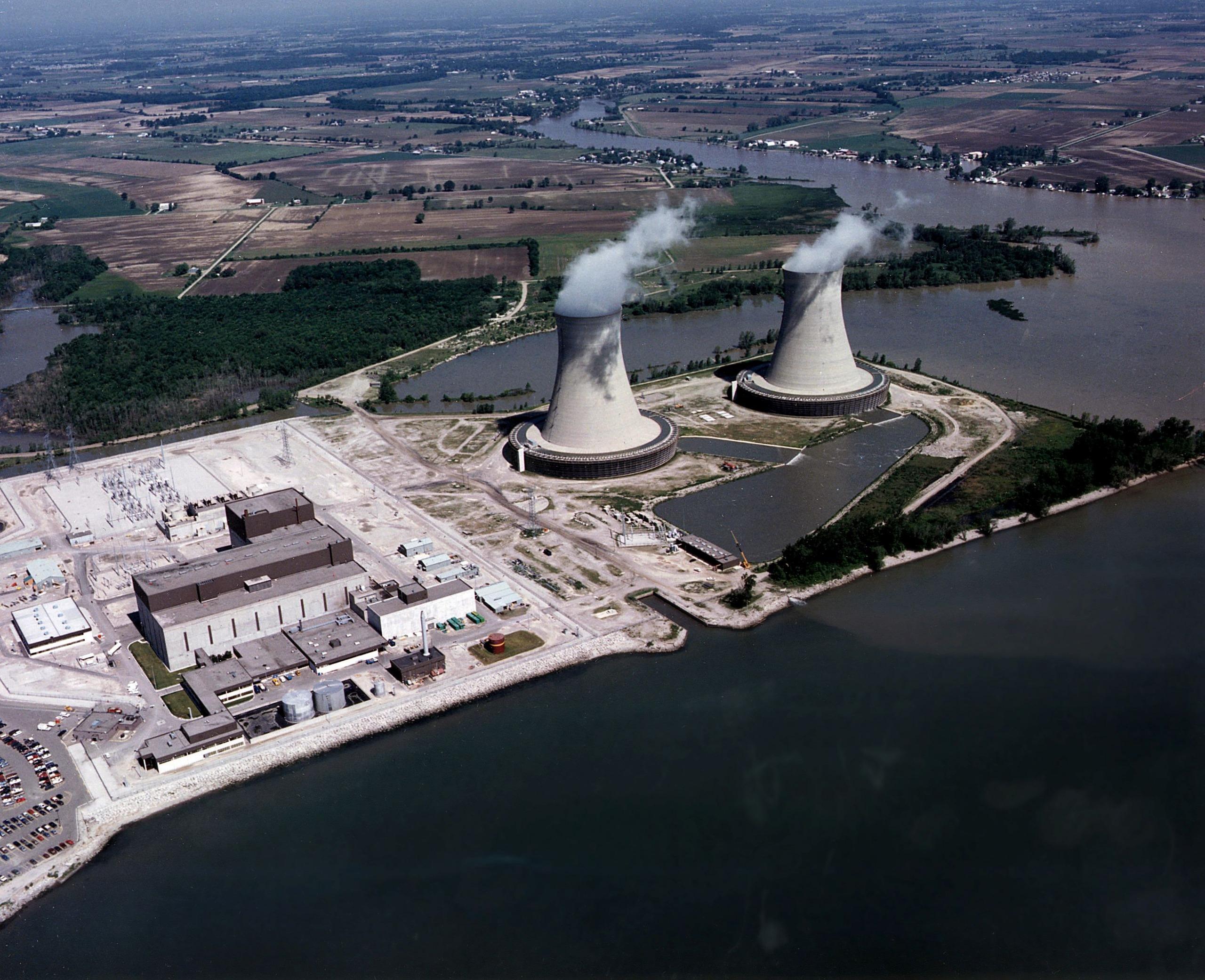 Zunehmende Klimafolgen bedrohen US-Kernreaktoren