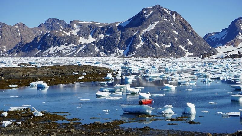 Zu spät: Eisschmelze in Grönland nicht zu stoppen