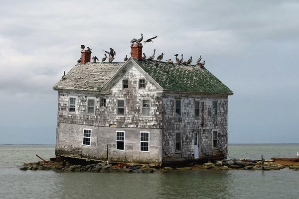 Holland Island  Maryland