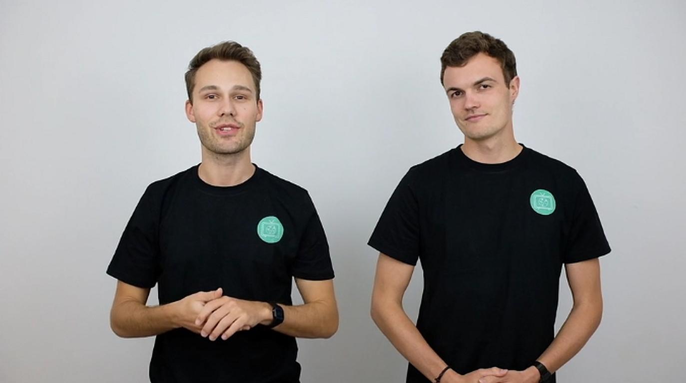 OneMinuteforNature Gründer Daniel Lösch u