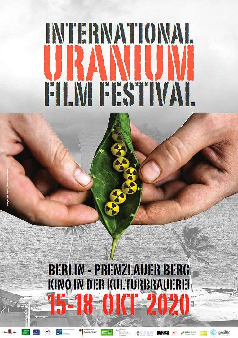 Crowdfunding für Uranium Film Festival