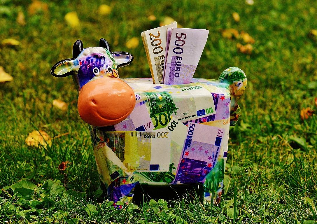 Sparschwein piggy bank 1510525 1920 Alexas Fotos Pixabay CC PublicDomain