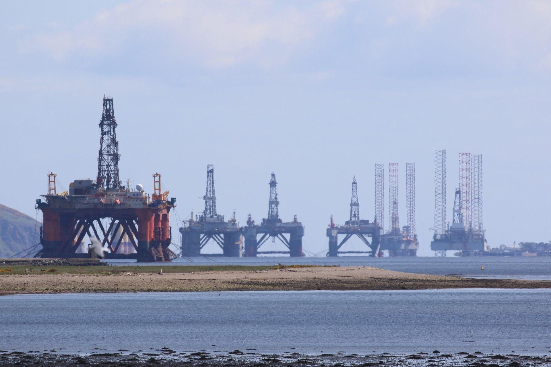Nordsee-Bohrinseln – Tickende Zeitbomben