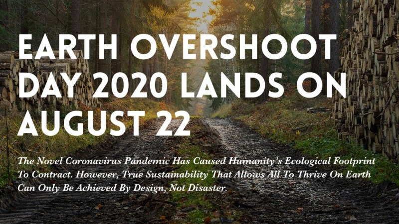 COVID-19: Späterer Earth-Overshoot-Day