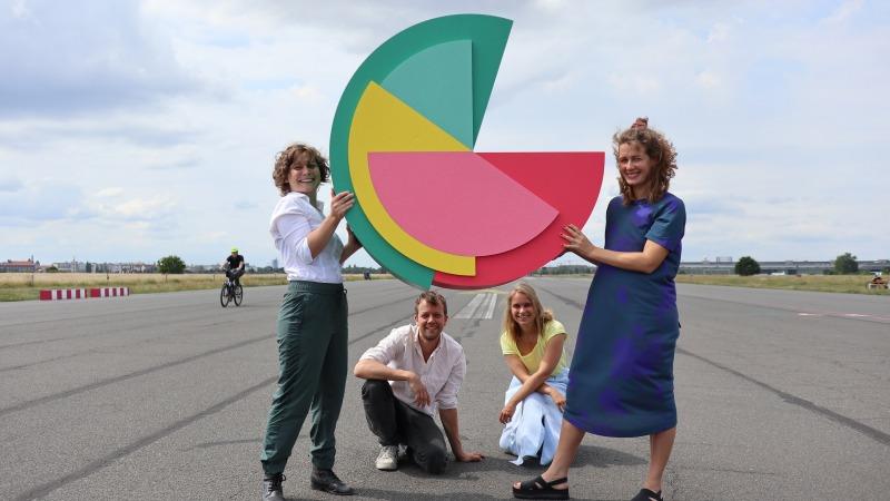 Das Pilotprojekt Grundeinkommen ist gestartet