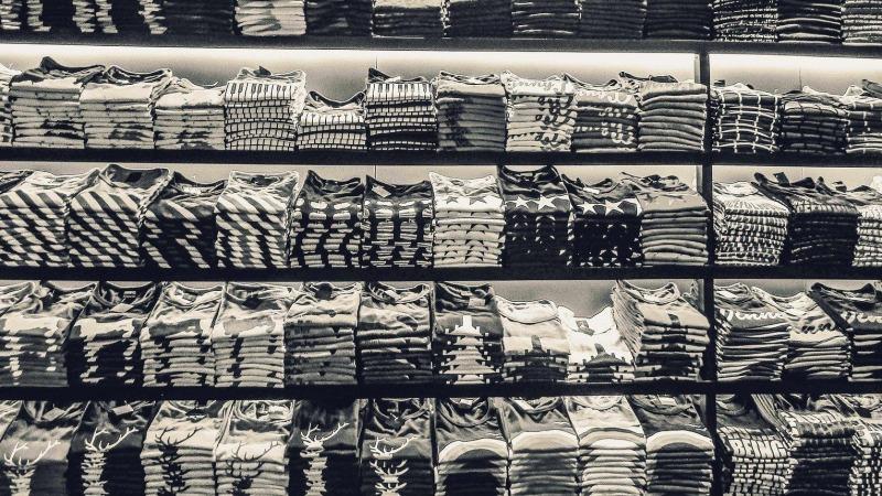 Kleidung zerstört unsere Umwelt