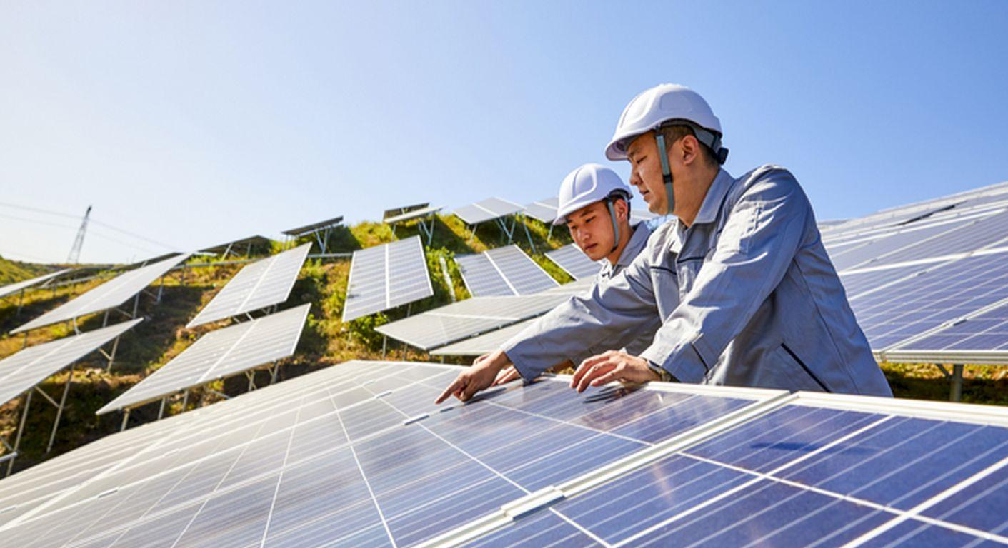 Erneuerbare Energien: Immer mehr Arbeitsplätze