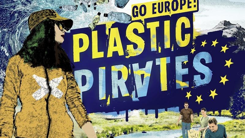 Plastic Pirates: Mission gegen den Plastikmüll