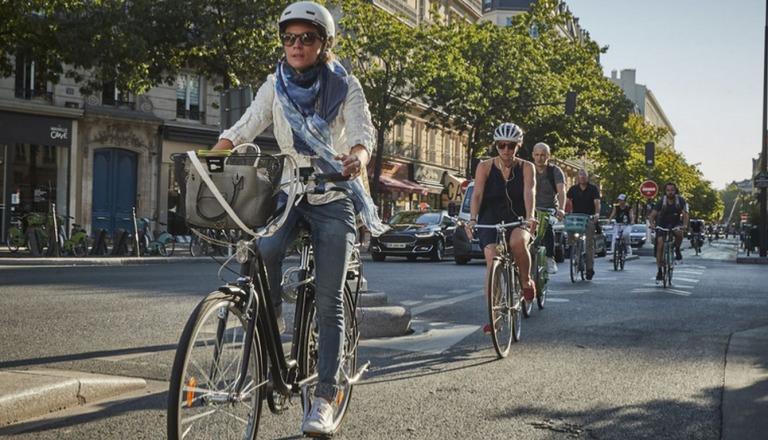 Ideen für eine fahrradfreundlichere Stadt