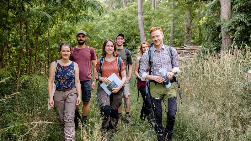 Natur erleben bei den Deutschen Waldtagen