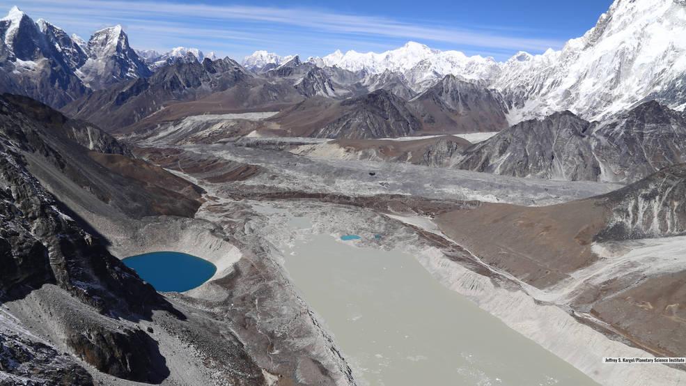 Weltweit dramatisches Wachstum der Gletscherseen