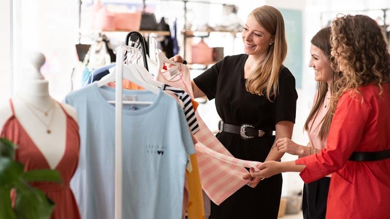 Erster Fair Fashion Shop im Münchner Zentrum