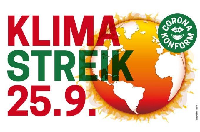 Globaler Klimastreik am 25.9.2020