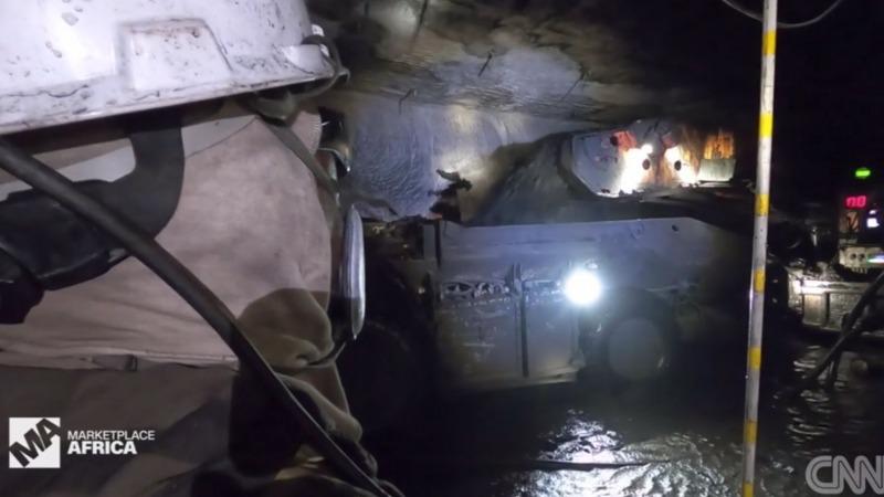 Für Bergleute gibt es keinen Ausweg aus der Gefahrenzone