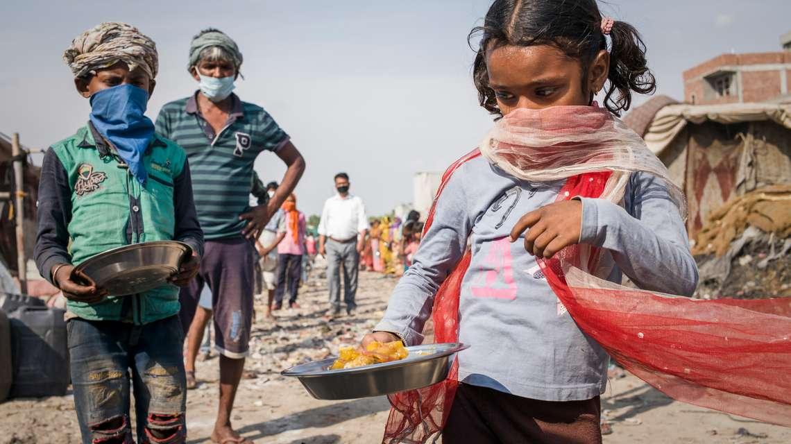Welthunger-Index 2020: Welt ist nicht auf Kurs