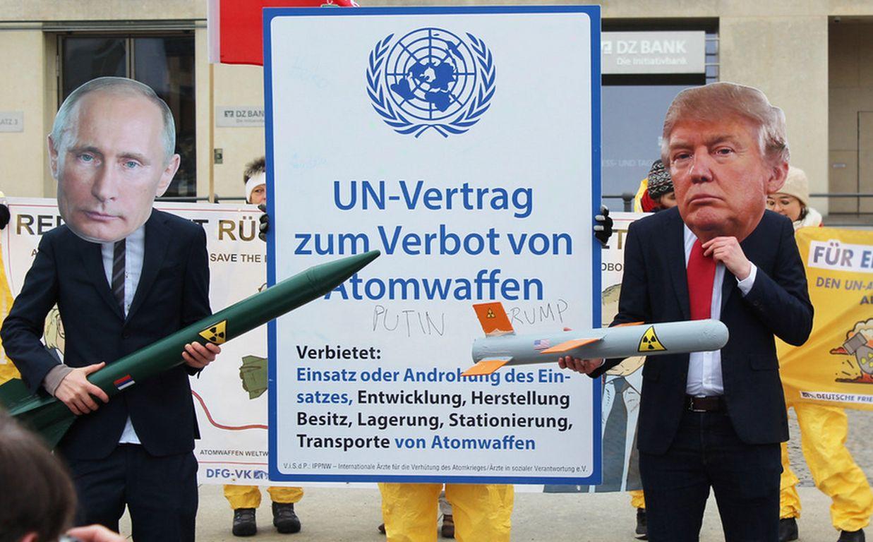 Dalai Lama begrüßt den Atomwaffen-Verbotsvertrag