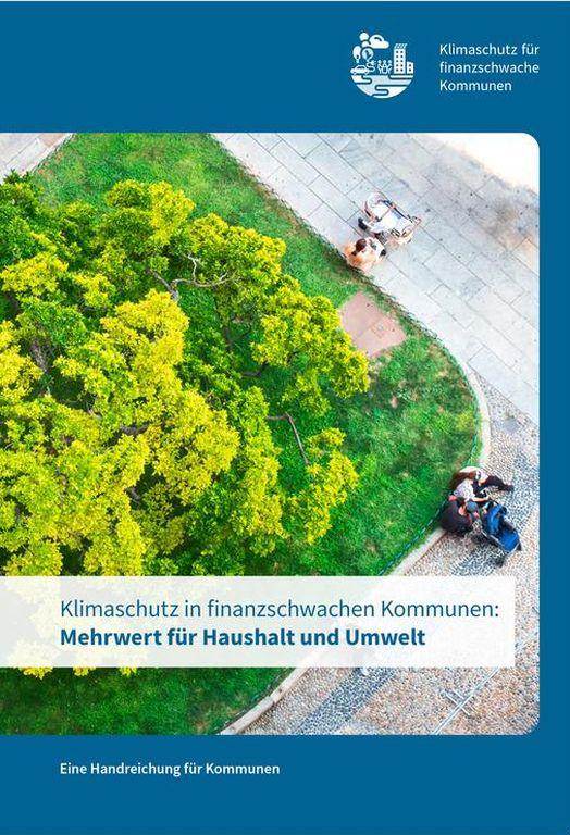 Cover Klimaschutz in Kommunen Difu IOeW