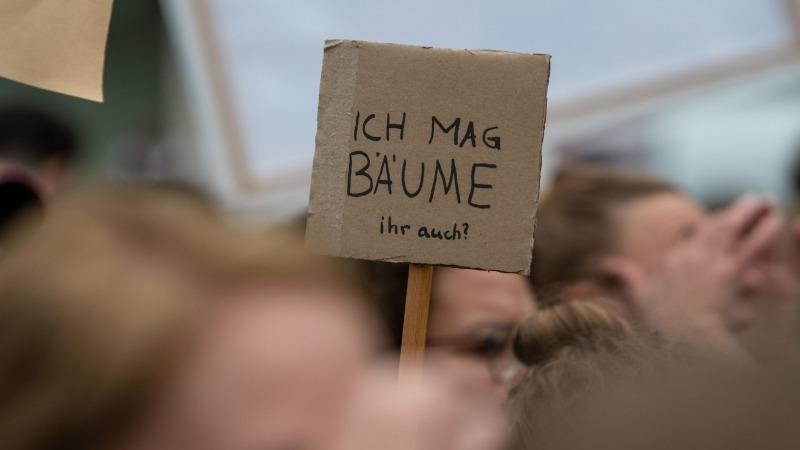 Klimabewegung: Stillstand!