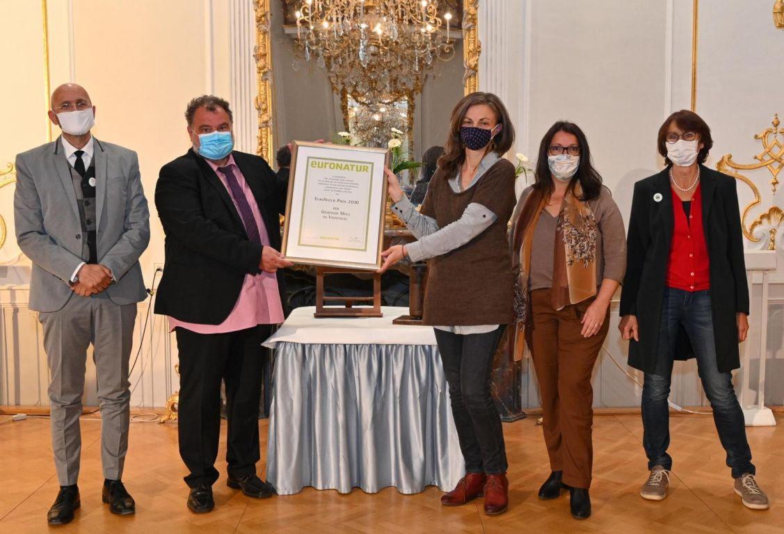 EuroNatur-Preis 2020 für ausdauernde Pestizidgegner