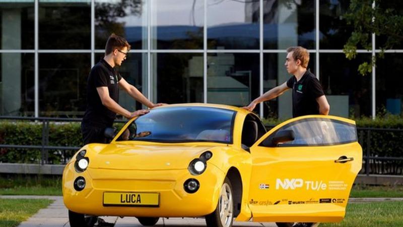 Next Generation E-Car