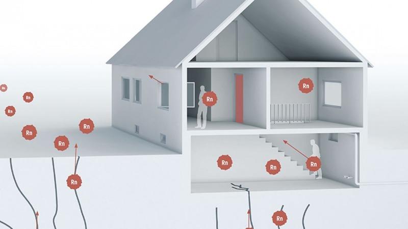 BMU informiert über Radon-Schutzgebiete