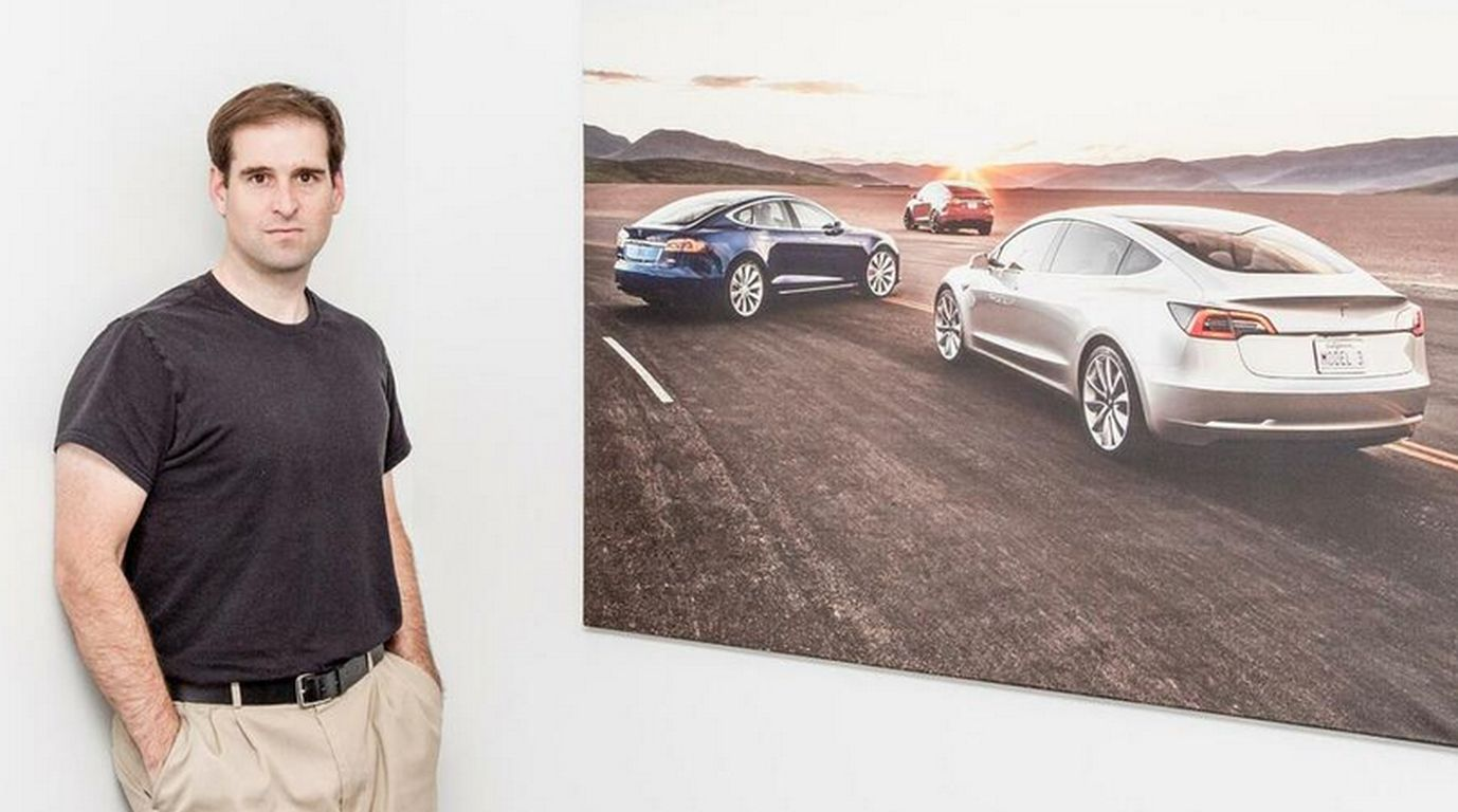 Tesla-Mitgründer Straubel: E-Auto-Batterien recyceln
