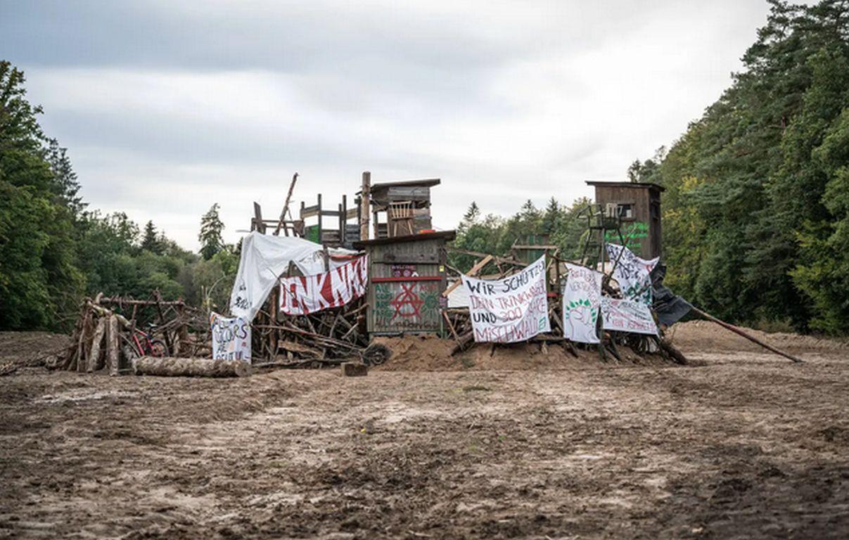 Die Grünen in der Zwickmühle