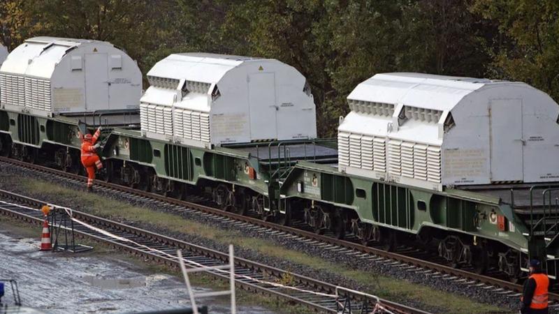 Castor-Zug in Corona-Zeiten