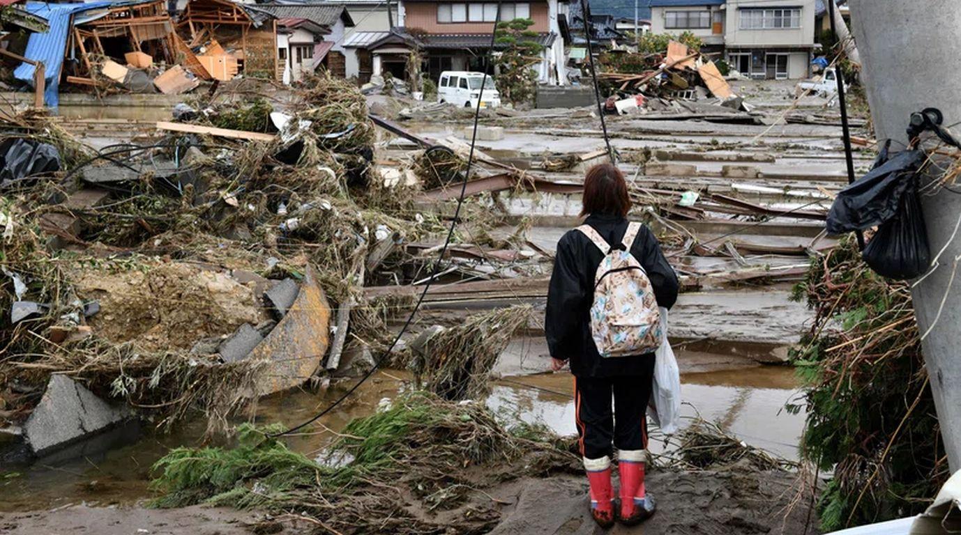 UN-Bericht: Klimawandel befeuert Naturkatastrophen