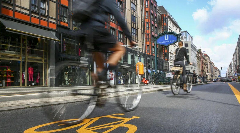 Berliner City soll autofrei werden