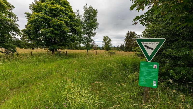 Europas Natur stark bedroht