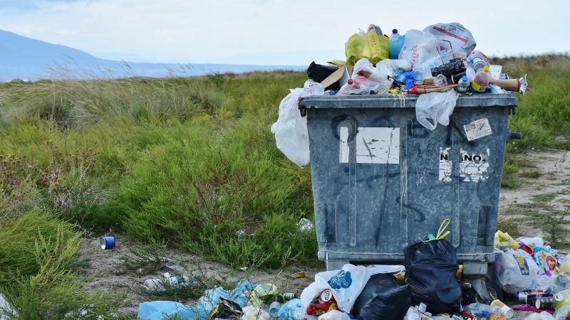 Müllmengen erreichen Rekordhoch