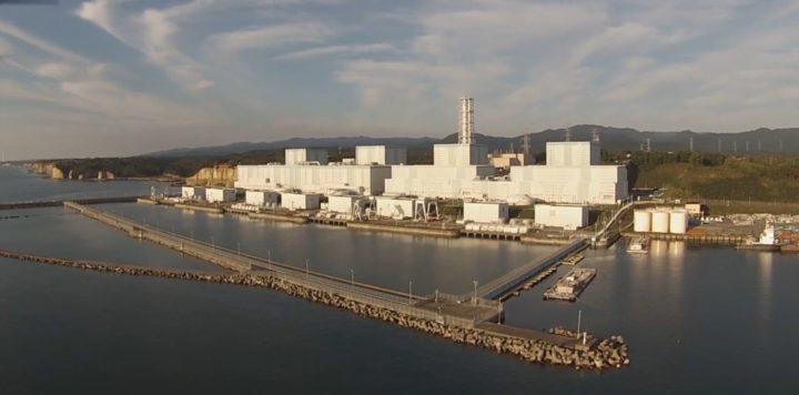 Fukushima-Wasser in den Pazifik entsorgen