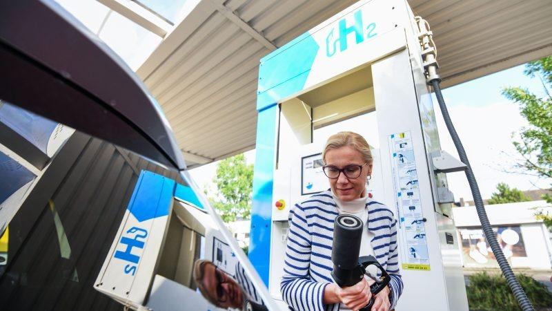 Globaler Wasserstoffmarkt mit Euro-Leitwährung