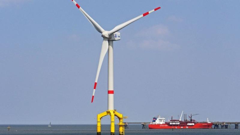 800 Mia. Euro bis 2050 für Offshore- Wind von der EU