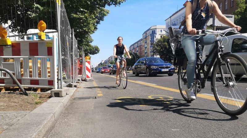 Deutschland: Noch nicht bereit für Verkehrswende
