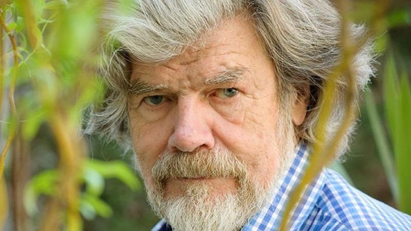 Reinhold Messner: Es ist gut, sich immer neu zu erfinden