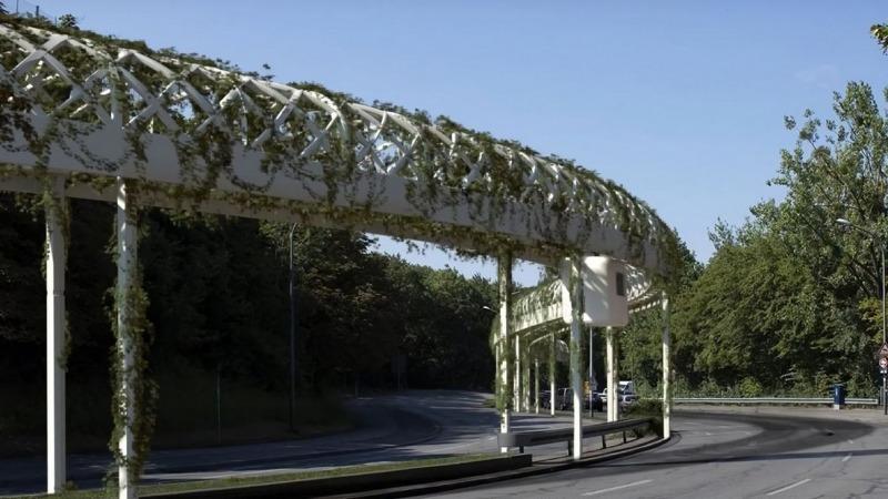 Mit Ottobahn über allen Verkehrsstaus schweben
