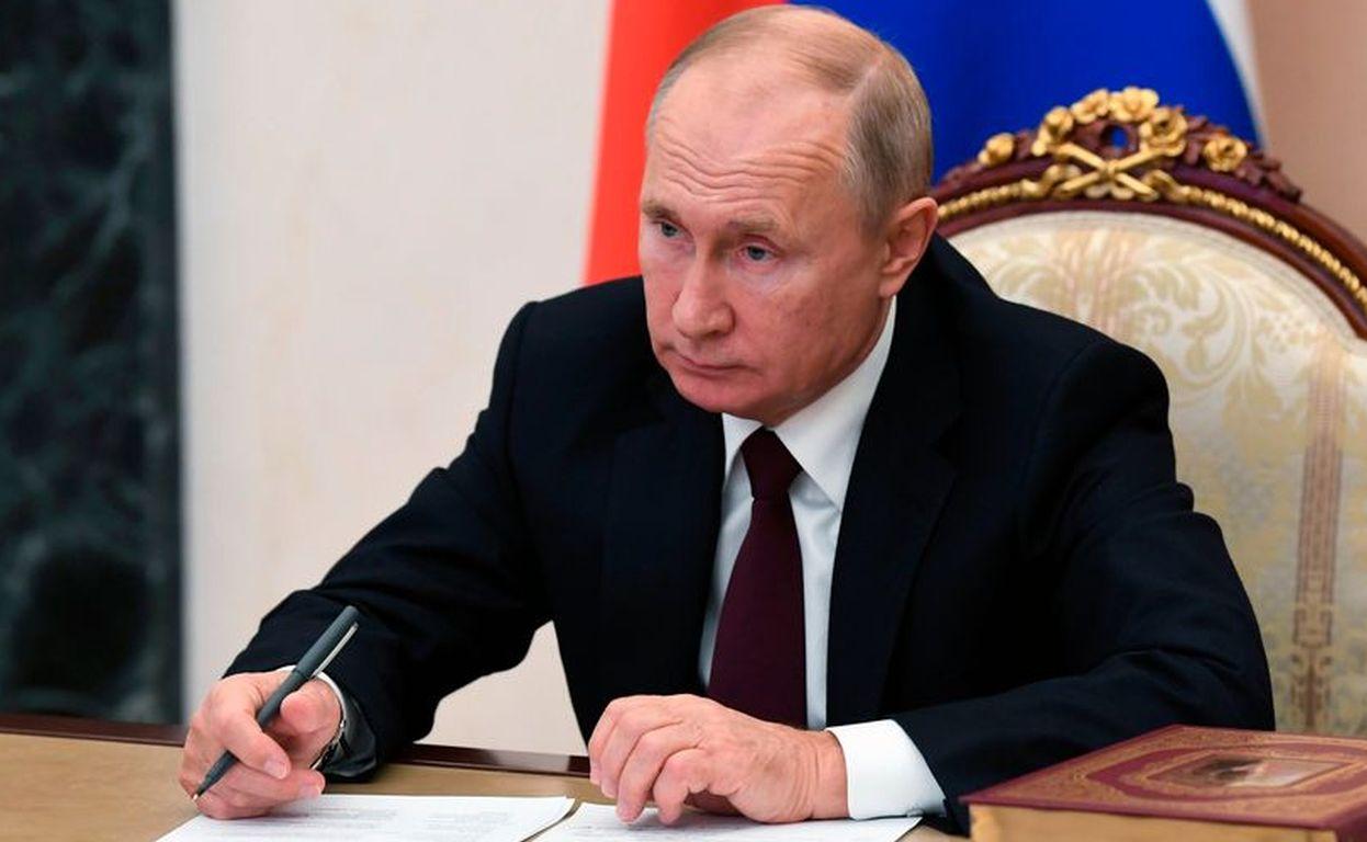 Putin als Klimaschützer